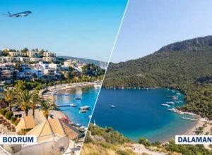 AZAL начнет летать в турецкие курорты Бодрум и Даламан